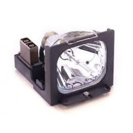 EIKI LC-WB40 Replacement Projector Lamp Module 610 333 9740 GENUINE BULB with GENERIC HOUSING